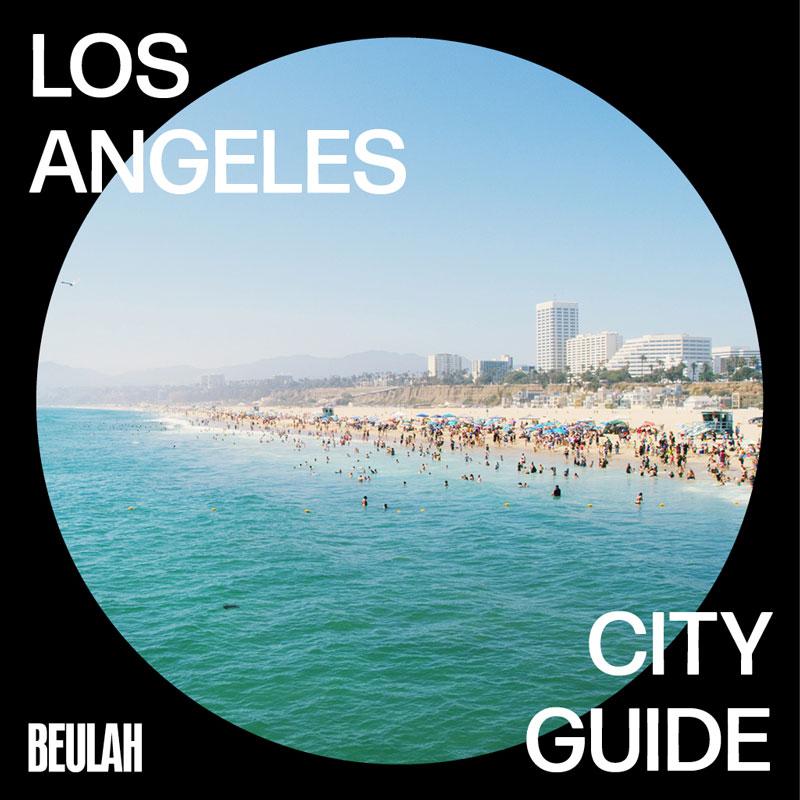 LA CITY GUIDE Cover