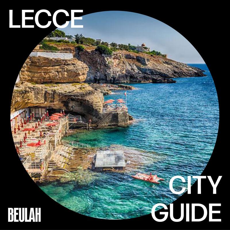 Lecce City Guide